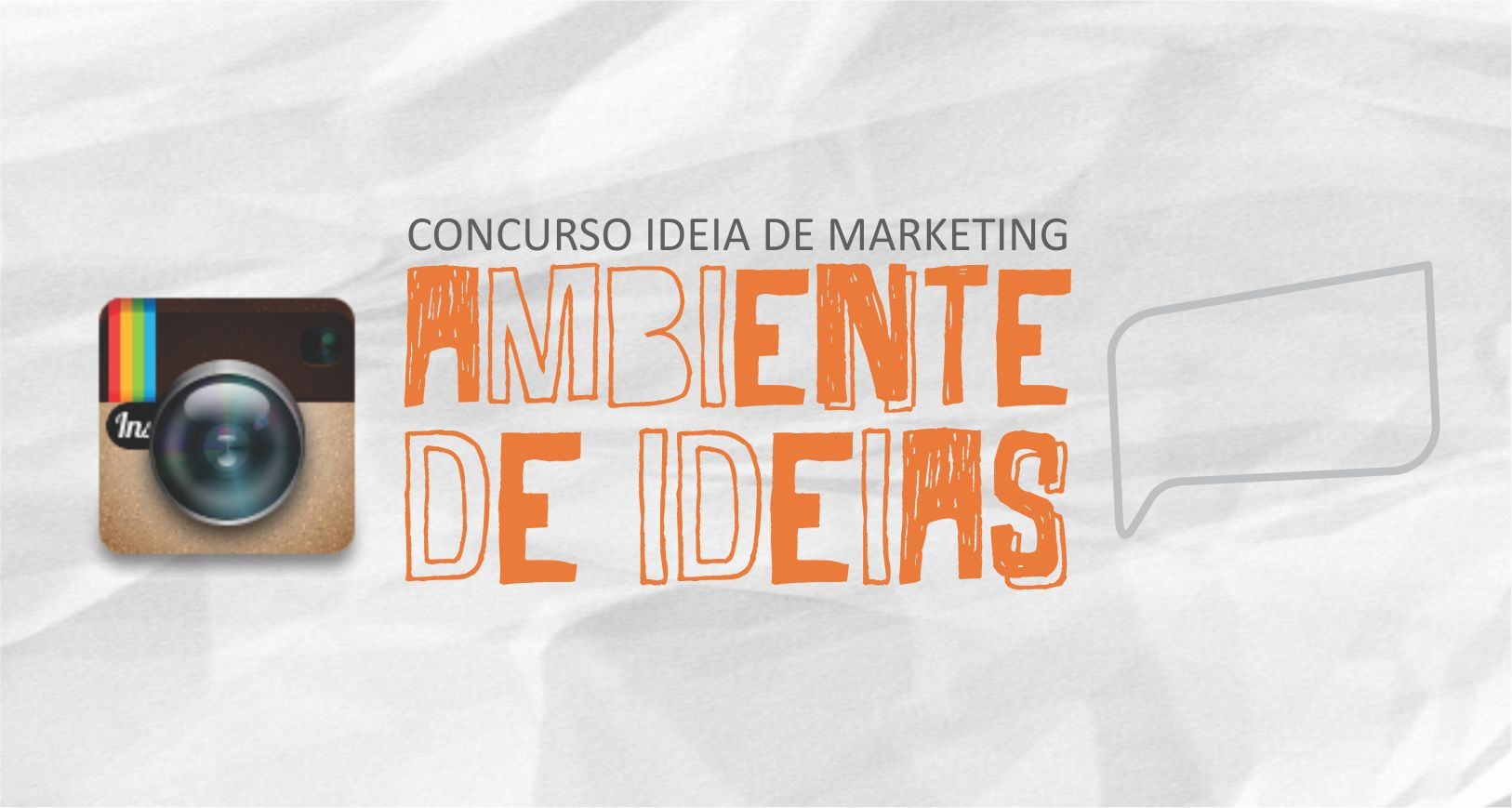 Ambiente de Ideias – Concurso Ideia de Marketing