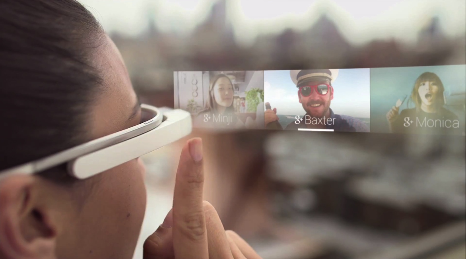 Google Glass: The Next Big Thing