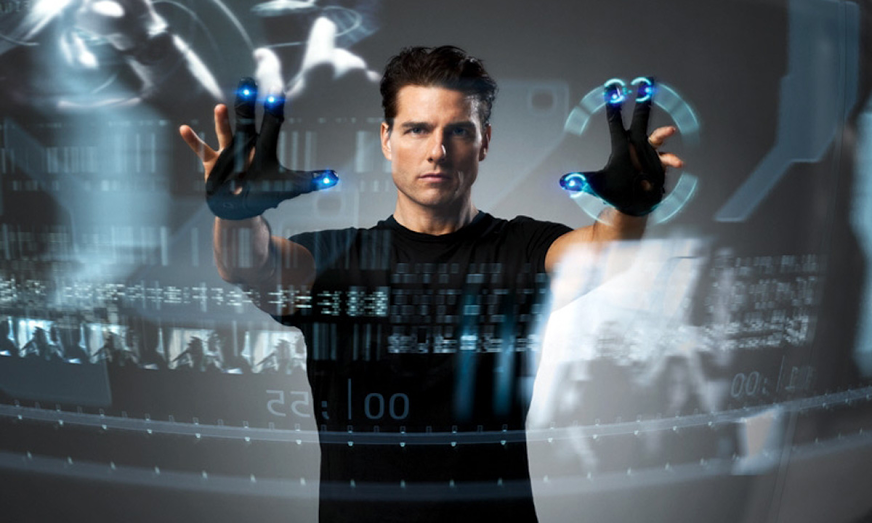 O futuro do Marketing – Minority Report é fichinha